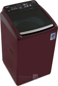 Whirlpool 6.5 kg Fully Automatic Top Load Washing Machine Maroon