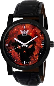 Abrexo Abx-0666 BLK Maiden Series Casual Analog Watch  - For Boys