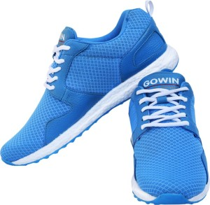 Gowin By Triumph Thrust Blue Running Shoes