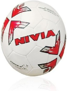 Nivia Force Futsal Football Size 4 Pack of 1 Multicolor Best Price ... 64234fc760023