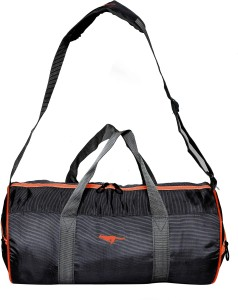 Gene MN-0301-BLKORG (Expandable) Gym Bag