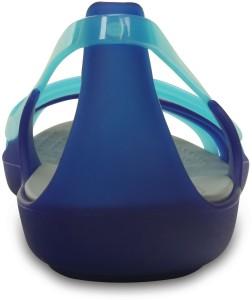 b56144b1a Crocs Women Cerulean Blue Bellies Best Price in India