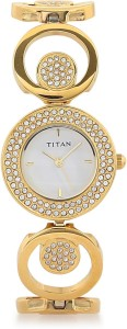 Titan NC9846YM01 Analog Watch  - For Women