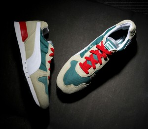 e72c37fe3a3f Puma TX 3 IDP Sneakers Beige Green Red Best Price in India