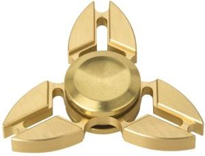 Akrobo Metal Leaf Gold Fidget Spinner