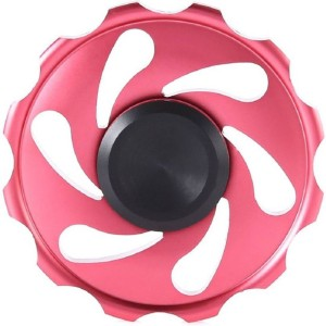 Akrobo Metal Flower Red Fidget Spinner