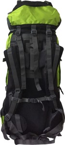 6de9e16f414f INLANDER 1010 Green Sport bag Casual Green Rucksack Best Price in ...