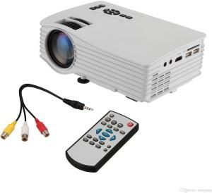 IBS wifi 130 inch, 20000 hours LED Lamp AV/VGA/USB/SD/HDMI Portable Projector