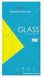 Nkmart Tempered Glass Guard for Panasonic Eluga Ray X