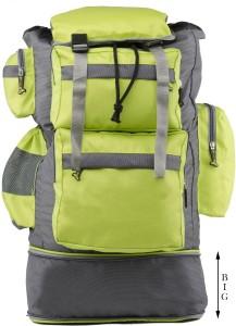 TT Bags Bkpk-26 15 L Backpack