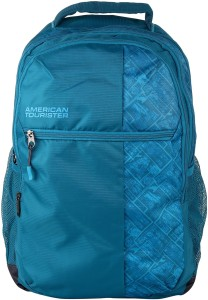 American Tourister JAZZ 01 BLUE 2017 28 L Backpack