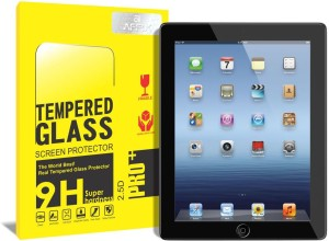 Affix Tempered Glass Guard for Apple iPad 2 / Apple iPad 3, Apple iPad 4 [9.7 Inch]