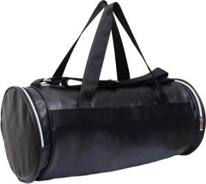 Dee Mannequin Black Fitness Gym Bag