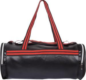 Dee Mannequin Fitness Black Gym Bag