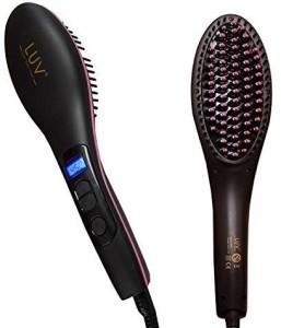 ecstasy LUV Hair Styling brush 450 deg Hair Straightener