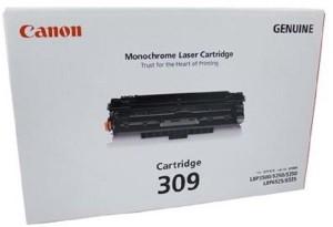 Canon 309 BK Single Color Toner