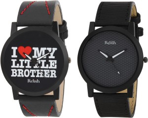Relish RE-1145COM Gifts for Brother Analog Watch  - For Boys