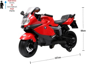 Toy House Bmw K1300s Bike 6v Rechargeable Battery Operated Ride On