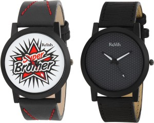 Relish RE-1142COM Gifts for Brother Watch  - For Boys