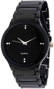 IIK Collection Stylish And Attractive Metal Strap Watch  - For Men