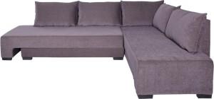 FURNITURE MIND Fabric 6 Seater