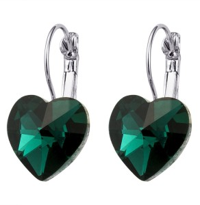 Shimmer Divine Luxuria Crystal Alloy Clip-on Earring