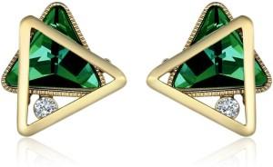 Shimmer Divine Luxuria Earrings Onyx Alloy Dangle Earring