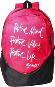 Ranger New Pink School bag Waterproof Backpack