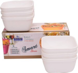 Rich Craft International Plastic Disposable Bowl