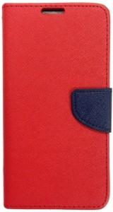 SSV Flip Cover for Mi Redmi 3S