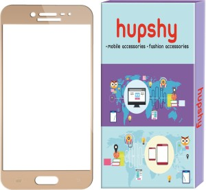 Hupshy Tempered Glass Guard for Samsung Galaxy On Max