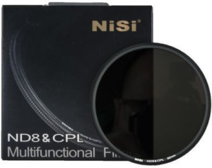 Nisi ND8 & CPL Multifunctional filter ND Filter