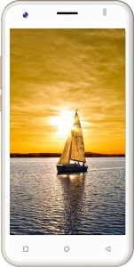 iVooMi Me5 - 4G VoLTE (Champagne Gold, 16 GB)