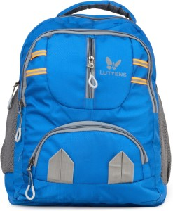 46d2efab6a Lutyens Waterproof School Bag ( Blue 25 L )