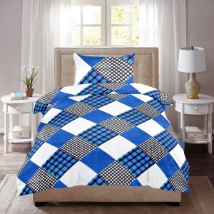 13985b93f3 Supreme Home Collective Cotton Checkered Single Bedsheet 1 bedsheet ...