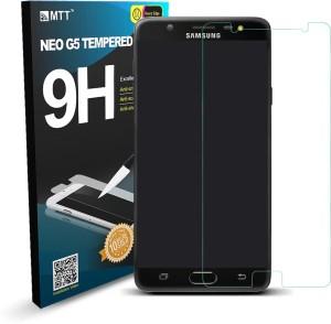 MTT Tempered Glass Guard for Samsung Galaxy On Max, Samsung Galaxy J7 Max