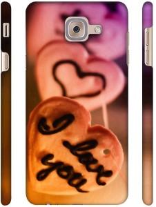Casotec Back Cover for Samsung Galaxy J7 Max