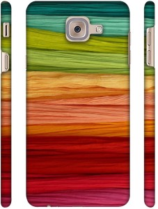 Casotec Back Cover for Samsung Galaxy On Max