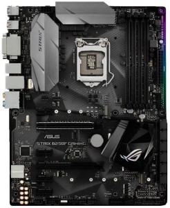 Asus H270 MotherboardBlack