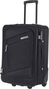 American Tourister Elegance Plus Expandable  Cabin Luggage - 22 inch