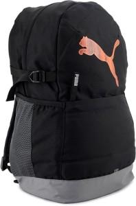 a837735542 Puma PUMA Street Cat Backpack 21 L Laptop Backpack Black Grey Best ...