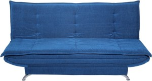 FURNITURE MIND Single Fabric Sofa Sectional Bed