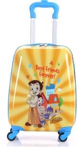 Fortune Chhota Bheem 17 Inch Luggage Travel Trolley Bag Cabin Luggage - 17 inch