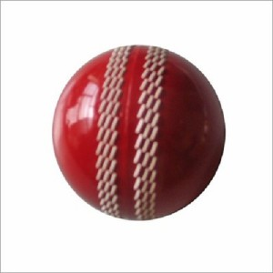 Forever Online Shopping red pvc Cricket Ball -   Size: standard