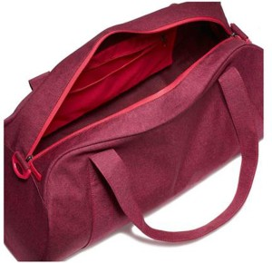 a3bef4f9d0 Nike Gym Club Training Duffel Bag Expandable Travel Duffel Bag Pink ...