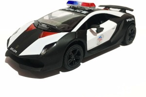 Jack Royal Lamborghini Sesto Elemento Police Black Best Price In