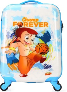 Fortune Chhota Bheem Champ Forever 17 Inch Luggage Trolley Bag Cabin Luggage - 17 inch