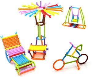 Tipi Tipi Tap Smart Sticking Linkers Just Connect and Build Anything , 95+ pcs