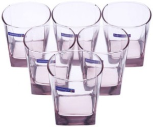 LUMINARC Glass Set ( 300 ml Clear Pack of 6 )