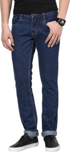 Super-X Slim Men's Blue Jeans